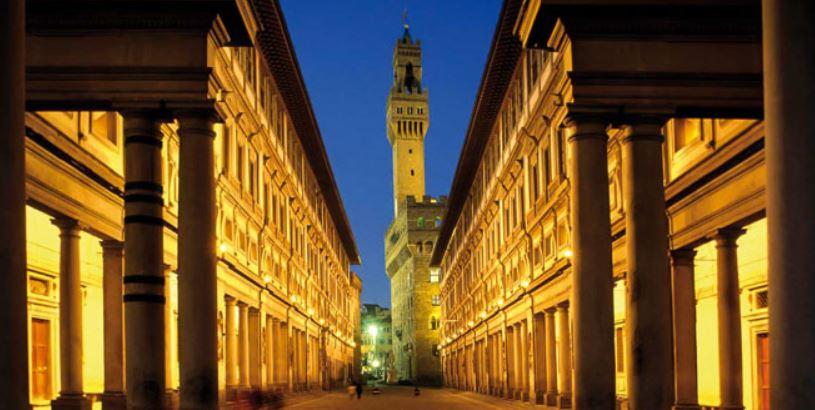 Галерея Уффици - художественный музей Флоренции
