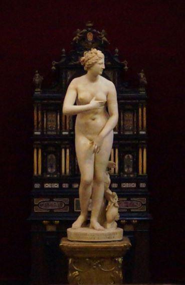 Галерея Уффици - Венера Медицейская