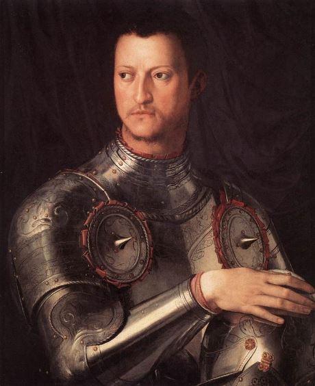 Великий герцог Тосканы Козимо I Медичи