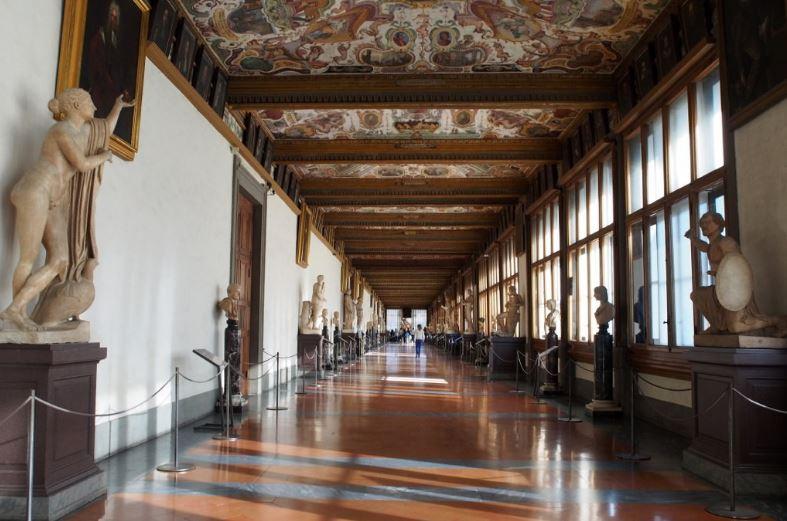 Экспозиция внутри музея